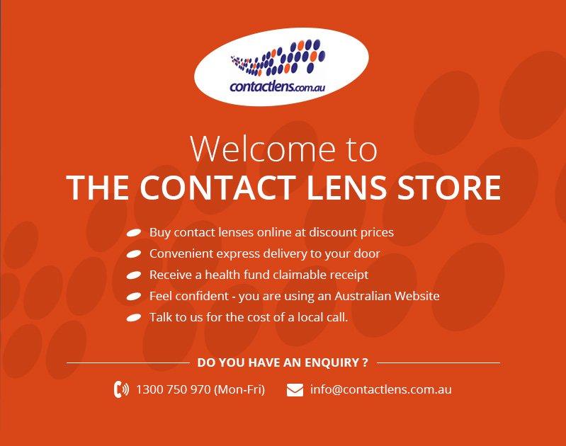 Contact Lens Australia