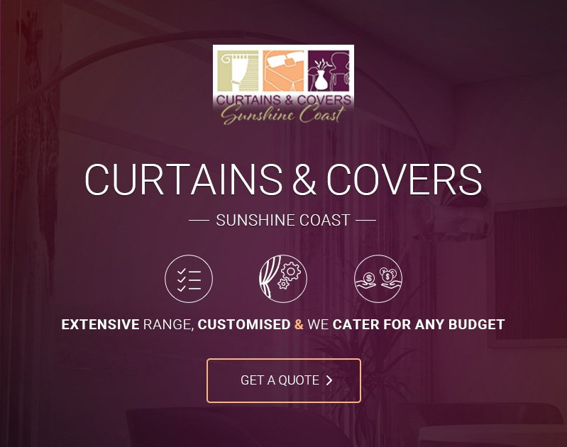 Curtains & Covers Nambour