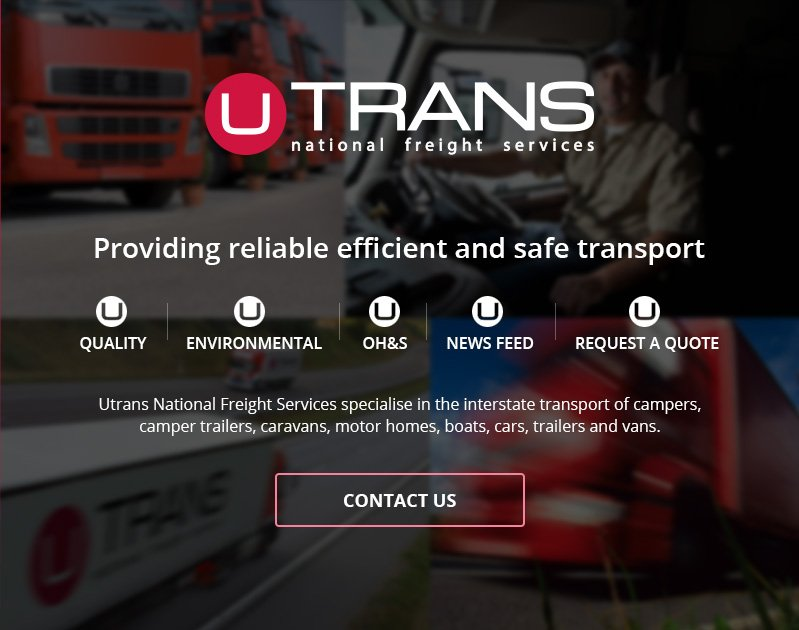 UTrans National Freight Services